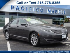 Used 2016 Lincoln MKZ Reserve AWD NAV/Moonroof SEDAN