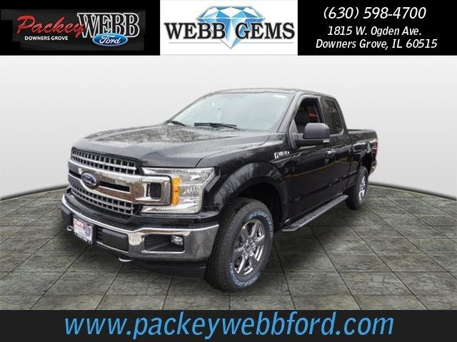 2018 Ford F-150 XL 4WD Truck SuperCab Styleside
