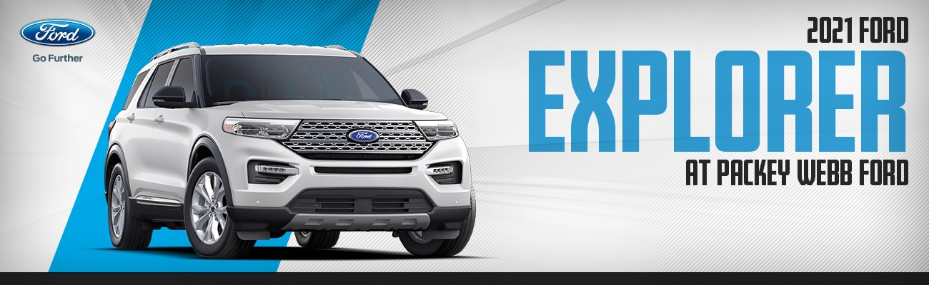 2021 Ford Explorer | Packey Webb Ford | Downers Grove, IL