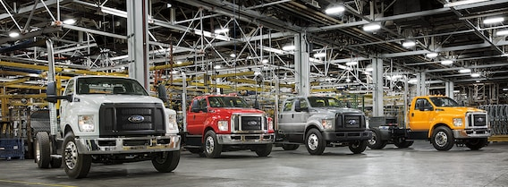 Ford Bringing Chassis Line To Avon Lake S Ohio Assembly Plant