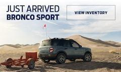 New Bronco Sport