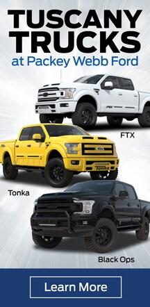 Tuscany & Shelby Trucks