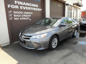 2015 Toyota Camry LE BACK UP-CAM