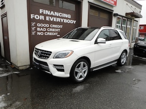 2015 Mercedes-Benz M-Class ML350 BlueTEC 4MATIC DIESEL PRICE REDUCED!! *SOLD*