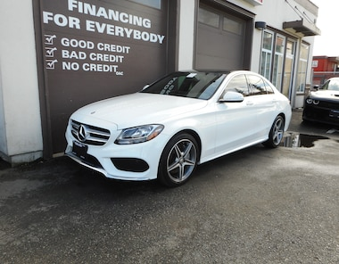 2015 Mercedes-Benz C-Class C300 4MATIC NAV/CAM *SOLD* Sedan
