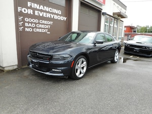 2017 Dodge Charger SXT Plus NAV/CAM