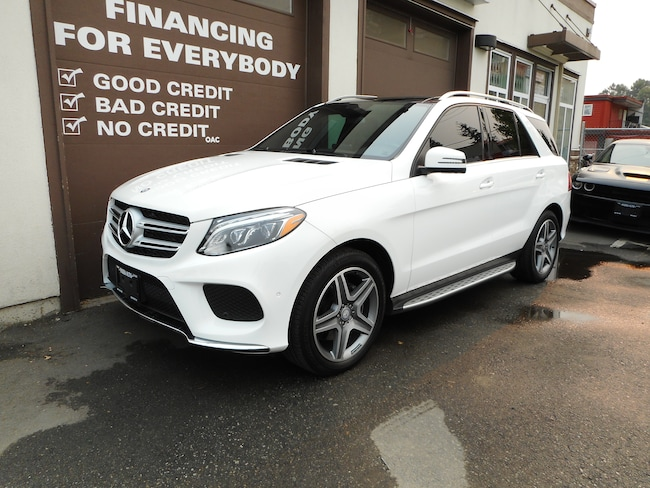 2016 Mercedes-Benz GLE GLE 350d 4MATIC DIESEL *SOLD* SUV