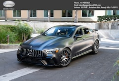 2019 Mercedes-Benz AMG GT 63 S 4MATIC Hatchback