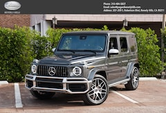 2020 Mercedes-Benz AMG G 63 4MATIC SUV