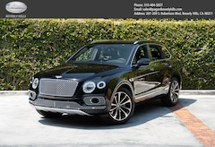 2018 Bentley Bentayga W12 SUV