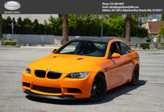 2011 BMW M3 GTS Coupe