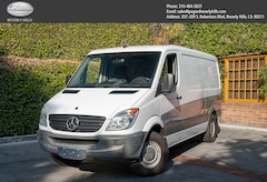 2012 Mercedes-Benz Sprinter 2500 w/ Car Detailing Equipment Van