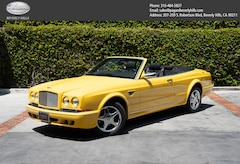 2002 Bentley Azure Cabriolet