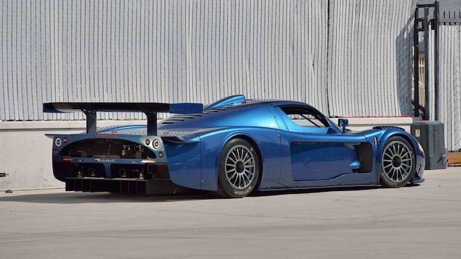 used 2007 maserati mc12 for sale at pagani beverly hills | vin