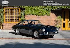 1961 Ferrari 400 Superamerica SWB Aerodinamico Coupe Coupe