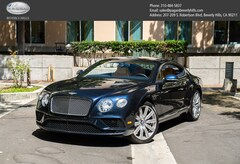 2016 Bentley Continental GT W12 Coupe