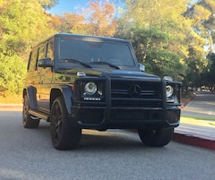 2014 Mercedes-Benz G 63 AMG Automatic SUV