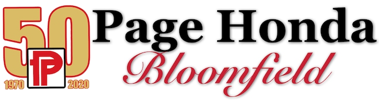 Page Honda Bloomfield