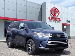 New 2019 Toyota Highlander LE Plus V6 SUV for sale near you in Southfield, MI