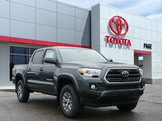 New 2019 Toyota Tacoma SR5 V6 Truck Double Cab for sale near you in Southfield, MI