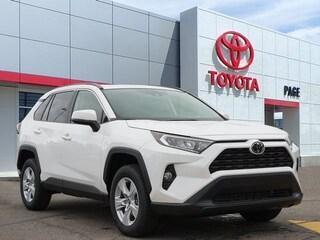 New 2019 Toyota RAV4 XLE SUV for sale near you in Southfield, MI