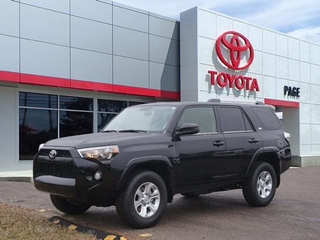 Featured New 2019 Toyota 4Runner SR5 SUV for sale near you in Southfield, MI