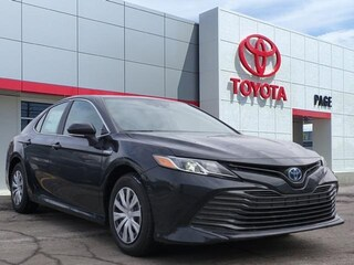 New 2019 Toyota Camry Hybrid LE Sedan for sale near you in Southfield, MI
