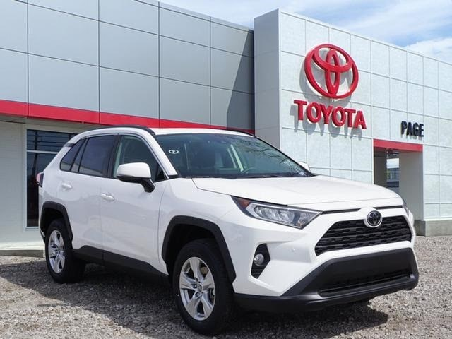 Featured New 2019 Toyota RAV4 XLE SUV for sale near you in Southfield, MI