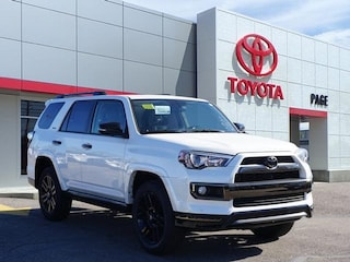 New 2019 Toyota 4Runner Limited Nightshade SUV for sale near you in Southfield, MI