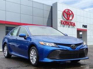 New 2019 Toyota Camry LE Sedan for sale near you in Southfield, MI