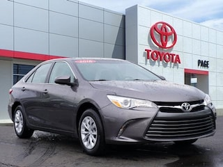 Certified Pre-Owned 2016 Toyota Camry LE Sedan for sale near you in Southfield, MI