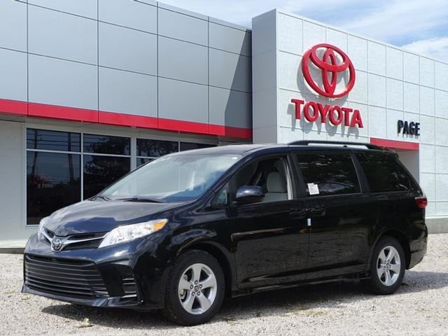 Featured New 2019 Toyota Sienna LE 8 Passenger Van for sale near you in Southfield, MI