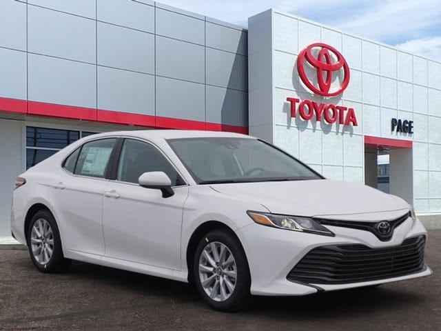 Featured New 2019 Toyota Camry LE Sedan for sale near you in Southfield, MI