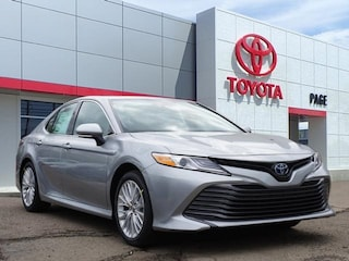 New 2019 Toyota Camry Hybrid XLE Sedan for sale near you in Southfield, MI