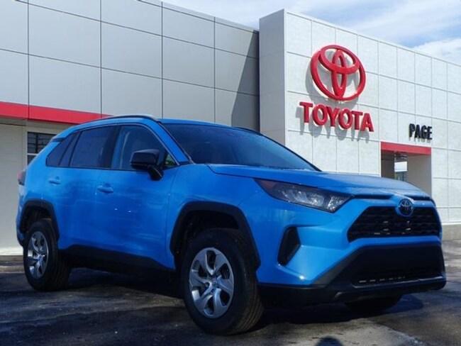 New Toyota vehicle 2019 Toyota RAV4 LE SUV for sale near you in Southfield, MI