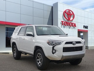 New 2019 Toyota 4Runner TRD Off Road Premium SUV for sale near you in Southfield, MI