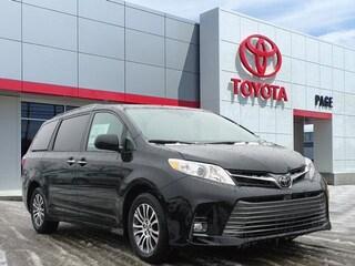 New 2019 Toyota Sienna XLE 8 Passenger Van for sale near you in Southfield, MI