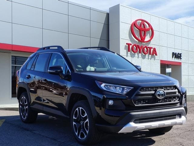Featured New 2019 Toyota RAV4 Adventure SUV for sale near you in Southfield, MI