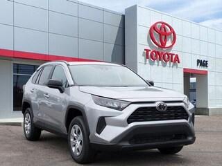 New 2019 Toyota RAV4 LE SUV for sale near you in Southfield, MI
