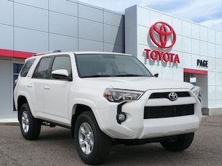 New 2019 Toyota 4Runner SR5 SUV for sale near you in Southfield, MI