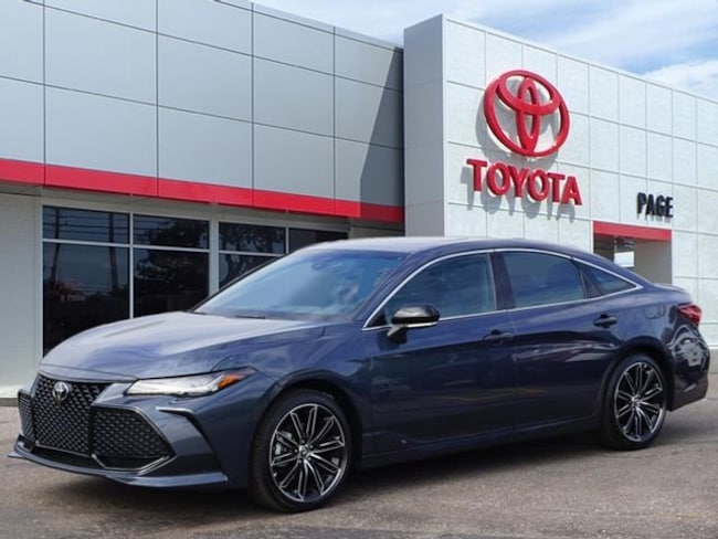 New Toyota vehicle 2019 Toyota Avalon Touring Sedan for sale near you in Southfield, MI