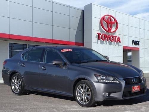 2014 Lexus GS 350 Sedan