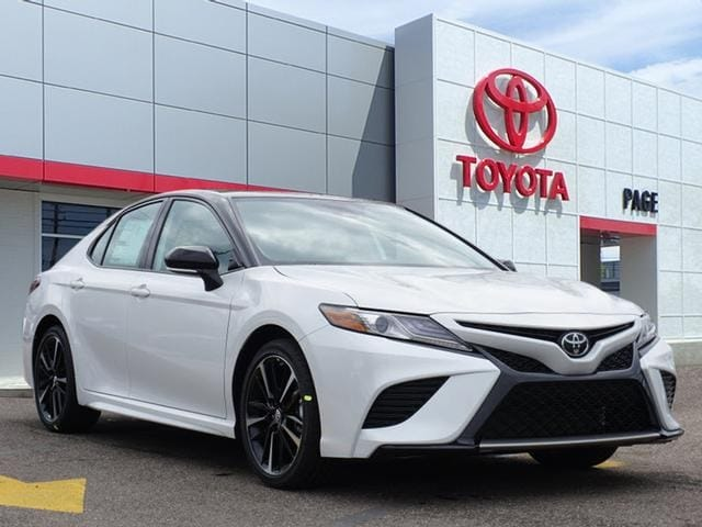 Featured New 2019 Toyota Camry XSE Sedan for sale near you in Southfield, MI