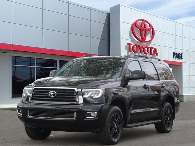 Featured New 2019 Toyota Sequoia TRD Sport SUV for sale near you in Southfield, MI