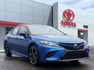 New 2019 Toyota Camry XSE V6 Sedan for sale near you in Southfield, MI