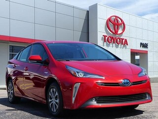 New 2019 Toyota Prius XLE AWD-e Hatchback for sale near you in Southfield, MI