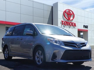 New 2019 Toyota Sienna LE 8 Passenger Van for sale near you in Southfield, MI