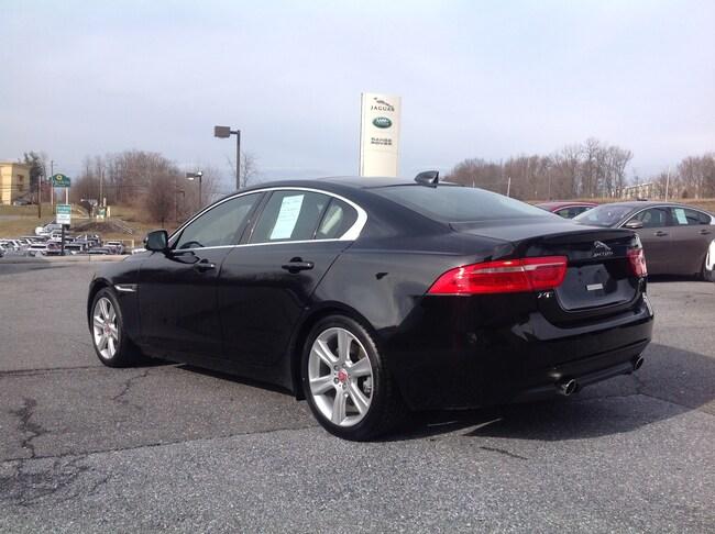 Used 2017 Jaguar Xe For Sale Harrisburg Pa