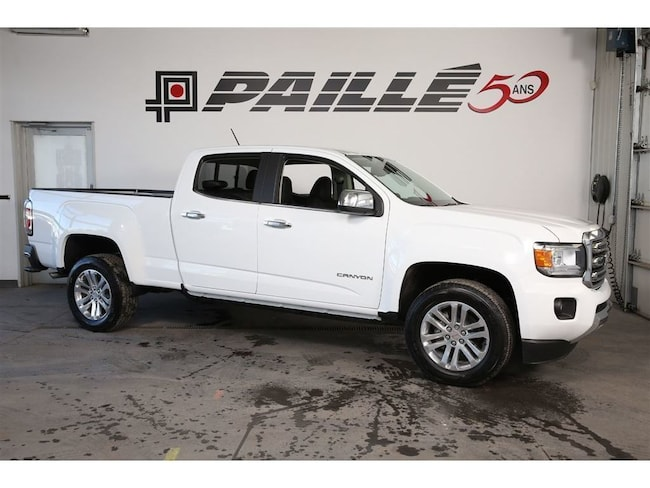 2018 GMC Canyon 2X4 - CREW CAB - BOITE 6.2 PI Camion cabine Crew neuf  Berthierville, Lanaudire