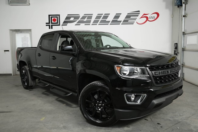 2019 Chevrolet Colorado LT - EDITION RST  - CREW CAB -  BOITE 6.2 PI Camion cabine Crew neuf  Berthierville, Lanaudire